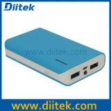 Macht Bank met de Haven van Dual USB met Ce, RoHS, FCC (Pb-C302)