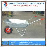 Carrinho de mão de roda revestido do zinco (WB 5206)