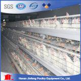 Gabbia calda del pollo di alta qualità di vendita per l'azienda avicola per la Nigeria