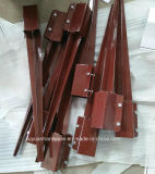 Factory Powder Coated réglable Met Fence Post Anchor