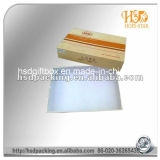 Caja de zapato de papel de encargo profesional de la venta caliente 2015