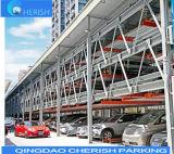 Parcheggio di sollevamento verticale della Sistema-Torretta di parcheggio