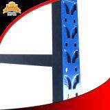 4 Plank van de Goederen van het Pakhuis van het Rek van de Opslag van het Metaal van het Staal van rijen de Opschortende