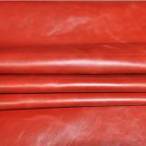 家具のソファーのカー・シートカバーのためのレトロPUの油性総合的な革