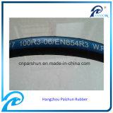 SAE 100r3 Double Fibre Braid Hydraulic Hose
