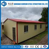 Casa prefabricada móvil modular prefabricada del acero ligero comercial de la ISO