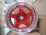 Оправы автомобиля для колес сплава автомобиля сбывания 15X7.5