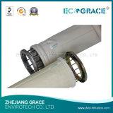 Sacchetto filtro efficiente di PPS di filtrazione del gas di combustione della caldaia alto
