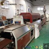 Linha de produção de madeira máquina do perfil do plástico WPC da alta qualidade PP/PE/PVC da extrusão de /PVC