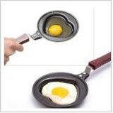 Frigideira Non-Stick do ovo forma quente do coração da venda da mini