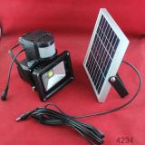 Sensor를 가진 새로운 Products Solar LED Flood Light