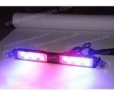 Indicatore luminoso interno chiaro fare attenzione della visiera LED dell'automobile (V21)