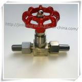 Válvula de agulha do aço inoxidável de J23W