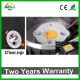 Bon ÉPI enfoncé par AC85-265V DEL Downlight de la qualité 7W