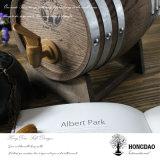 _E бочонка вискиа бочонка пива вина бочонка кофеего Hongdao деревянное