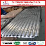 Afp acanaló la hoja de acero del material para techos del Galvalume
