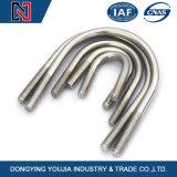 Parafuso padrão métrico e de ASTM U para a tubulação