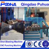 管のクリーニングのための鋼鉄打撃の研摩装置