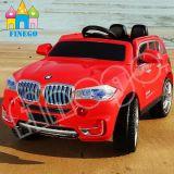 RCの電気車、車、子供の赤ん坊の電気自動車の乗車