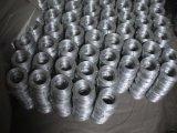 Usine galvanisée de vente chaude de fil de fer de traitement extérieur