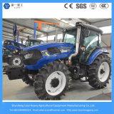Azienda agricola agricola/trattore compatto del giardino con il motore di Deutz/il controllo idraulico (135HP/4WD)