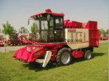 Drei Reihen-Picker-und Schalen-Mais-Erntemaschine