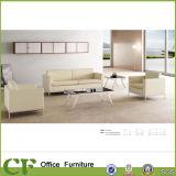 Sofà moderno del cuoio della stanza dell'ufficio delle forniture di ufficio