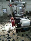 Máquina que sopla de la película del ABA con el llenador Rewinder automático