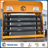 草カッターが付いている中国のフロント・エンド車輪のローダーの支払ローダー