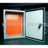 Waterproof Metal Enclosure with Wall Mounted Panel Board IP65