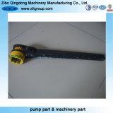 Le métal a personnalisé la clé usinée de pièces avec du fer de moulage d'alliage