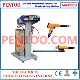 Puder-Farbspritzpistole für manuelle oder automatische Puder-Beschichtung
