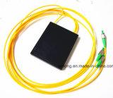 1X8 APC van FC ABS Splitser van de Vezel van de Doos de Optische