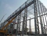Bâtiment à niveau élevé en acier d'atelier de construction d'armature