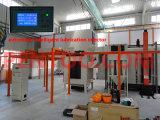 Профессиональное Powder Coating Line для Electrostatic Powder Coating