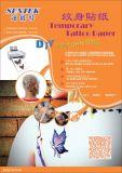 Ce/RoHS/Reach Document van de Tatoegering van de Laser van Inkjet van de Huid het Veilige Tijdelijke