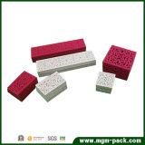 Caja de joyería creativa más vendida con hueco