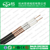Cable gemelo coaxial ETL/UL Cmx/Cm/Cmg/Cmr del cable RG6