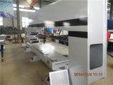Máquina de perfuração servo da torreta do CNC da imprensa de perfurador do furo do CNC ISO9001