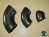溶接の適切な炭素鋼は45のDeg Lr肘で突く