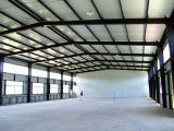 건축재료 Prefabricated 가벼운 강철 구조물 작업장