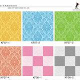 Roulis antidérapant /Pisos Comercial de plancher de linoléum de PVC de film publicitaire