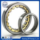 Hohe Kapazitäts-Polyamid-/Nylon-/Messingrahmen-NU-Serien-zylinderförmiges Rollenlager