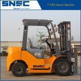 Forklift Diesel de China Snsc 2.5ton com preço do motor de Isuzu