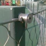 La maglia della corda dell'acciaio inossidabile