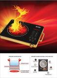 Fornello infrarosso di /Radiant del fornello di temperatura di riscaldamento del corpo 600 della lega di alluminio