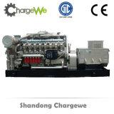 Erdgas-/Biogas-/Lebendmasse-Generator-Set der Qualitäts-600kw im niedrigen Preis