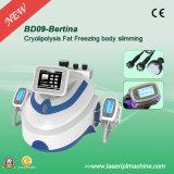 Bd09c 5in1 rf + cavitation + matériel de perte de poids de Cryolipolysis