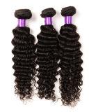 Волосы бразильянина девственницы выдвижения человеческих волос Remy