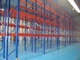 Racking seletivo da pálete do armazenamento resistente do armazém